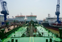 Thun Tankers takes delivery of first L-Class and second E-Class on the same day.