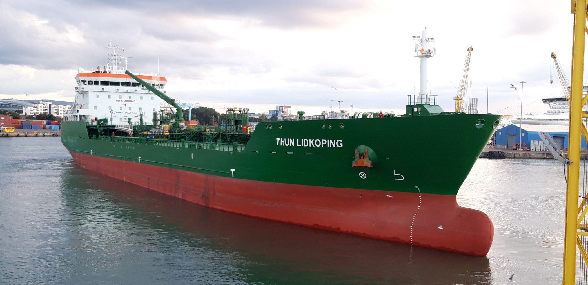 Thun Lidkoping Dublin 2