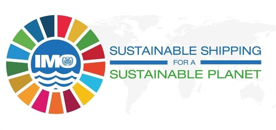 IMO LOGO Sustainability